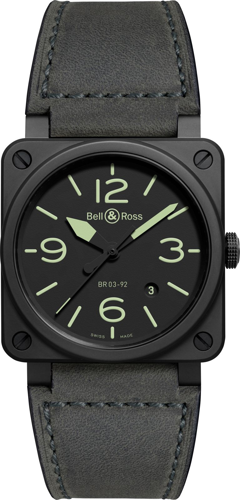 Bell & Ross Aviation BR03-92 Nightlum