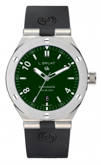 Bruat LB 45 Scaphandre XL Green