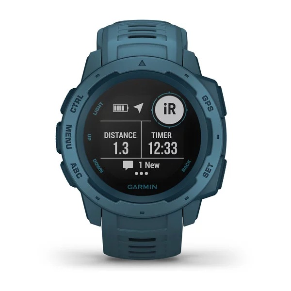 Garmin Instinc Lakeside Blue