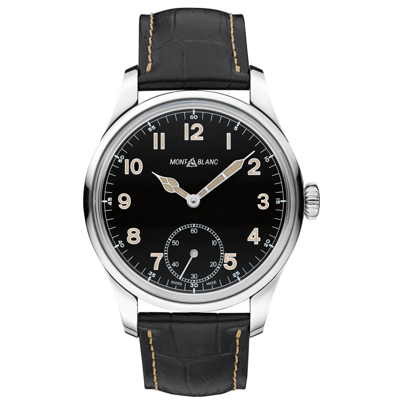 Montblanc 1858 Manual Small Second Limited Edition - 858 Pcs.
