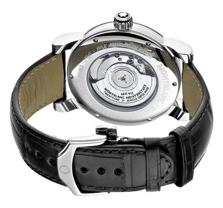 Relojes Montblanc Stainless Steel