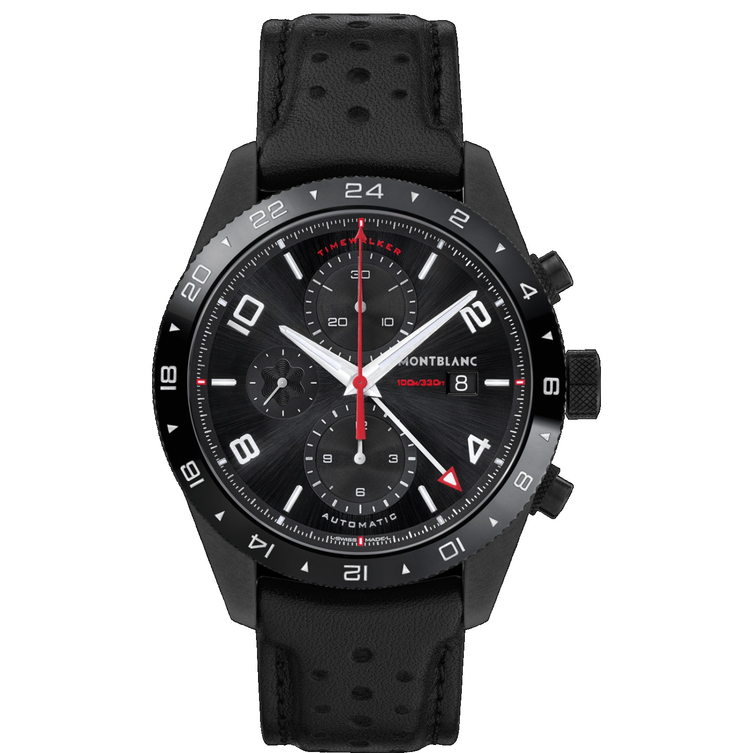 Montblanc New TimeWalker Chronograph UTC