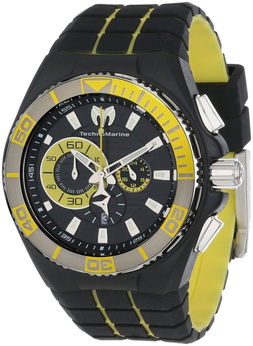Cuarzo Technomarine Cruise Sport Locker Yellow Toni